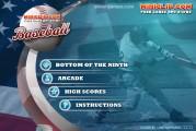 Baseball: Menu