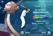 Baseball: Team Setup