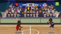 Basket Swooshes: Gameplay Basketball