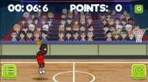 Basket Swooshes: Basketball Time
