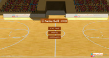 Basketball 2018: Menu