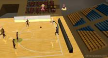 Basketball 2018: Passing Ball