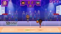 Basketball Legends: Basketball Match