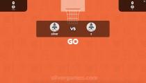 Basketball Multiplayer: Menu