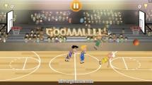 Basketball Physics: Gameplay Basketball
