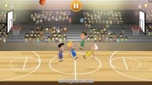Basketball Physics: Gameplay Multiplayer Basketball