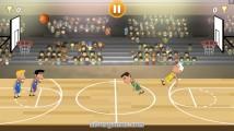 Basketball Physics: Playing Basketball Multiplayer