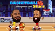 basketball stars logo