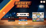 BasketBros.io: Menu