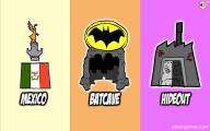 Batman Saw Game: Teleporter Map