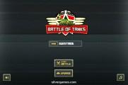 Battle Of Tanks: Game