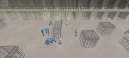 Battle Simulator: Prison & Police: Police Prison