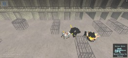 Battle Simulator: Prison & Police: Fbi Fighting Prisoners