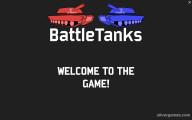 Battle Tanks: Menu
