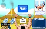 Bench Press The Barbarian: Training