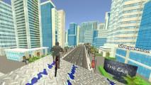 Bicycle Simulator: Ramp