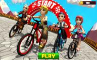 Bicycle Stunts 3D: Bicycle Race