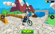Bicycle Stunts 3D: Menu