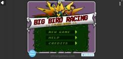 Big Bird Racing: Menu