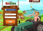 Big Farm New Harvest : Login