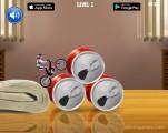 Bike Mania 4 Micro Office: Gameplay Biking Obstacles