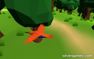 Bird Simulator: Flying Bird