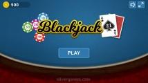 Blackjack: Menu
