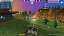 Blocky Car: Truck Shooting Gameplay