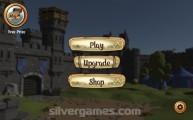 Blocky Fantasy Battle Simulator: Menu
