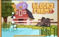 Blocky Farm: Menu