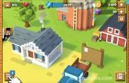 Blocky Farm: Farm Gameplay