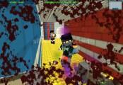 Blocky Gun Paintball 3: Shooting Io