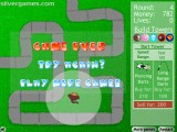 Bloons Tower Defense: Game Over