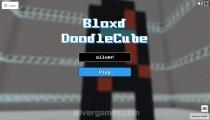 Bloxd DoodleCube: Menu