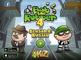 Bob The Robber 4: Russia: Menu