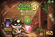 Bob The Robber 5: Menu