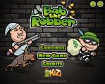 Bob The Robber: Menu