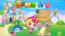 Bomb It 6: Menu