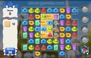 Bon Voyage: Gameplay Puzzle