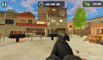 Bottle Shooting 3D: Gameplay Shooting Bottles