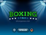 Boxing Stars: Menu