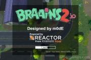 Braains 2.io: Menu