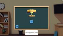 Brain Trainer: Menu