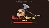 BrutalMania.io: Menu