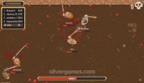 BrutalMania.io: Gameplay Battle Beating