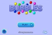 Bubbles: Screenshot
