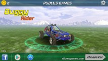 Buggy Rider: Game