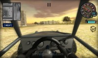 Buggy Simulator: Cockpit View Buggy Gameplay