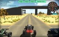 Buggy Stunt Drive Simulator: Menu