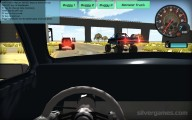 Buggy Stunt Drive Simulator: Cockpit View Buggy